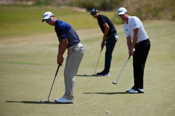 握り 方 ゴルフ